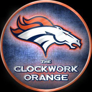 THE CLOCKWORK ORANGE