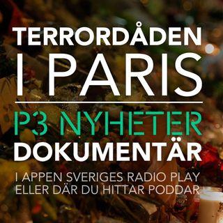 Terrordåden i Paris - P3 Nyheter dokumentär