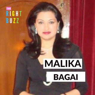 LIVE Radio With Malika Bagai.