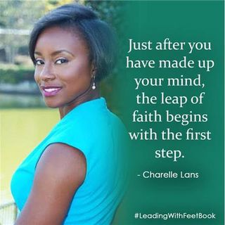 How Momentum Can Help You Reach Your Goals with Charelle Lans