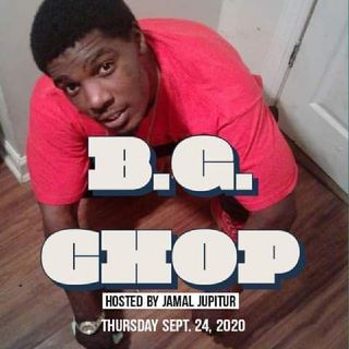 Episode 102 - Radio Interview with BG Chop By Del G