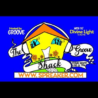 THE GROOVE SHACK 8-7-2020 HOSTED BY GROOVE WITH GUEST JACQUELYN TAMAYO