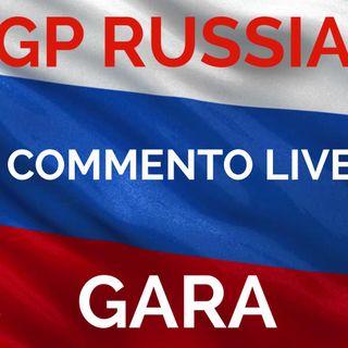 F1 | GP Russia 2020 - Commento Live Gara