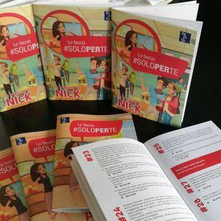 #73 Librogame sul sexting: intervita a Zoppi di Pepita Onlus