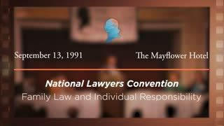 Family Law and Individual Responsibility [Archive Collection]