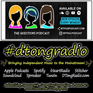 #MusicMonday on #dtongradio - Powered by wtfaqpodcast.com