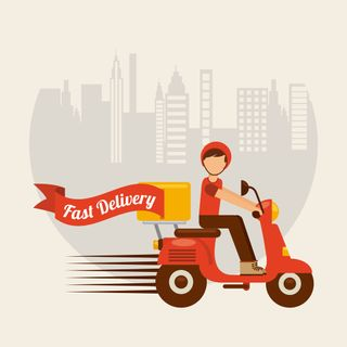 Tentang Hidup di Jakarta : Delivery Antar Adalah Salah Satu Faktor