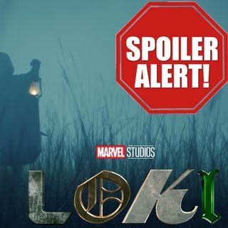 Episode 49 - Loki Episode 1 REVIEW