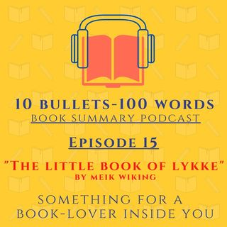 Episode 15 - The Little Book Lykke