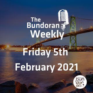 123 - The Bundoran Weekly - Friday 5th February 2021