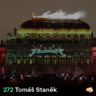 SNACK 272 Tomas Stanek
