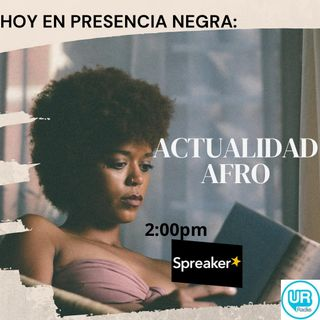 Actualidad afro