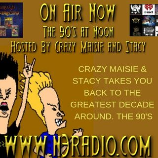 90's @ NOON Hosted By Stacy