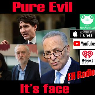 Morning moment 3 faces of PURE EVIL May 16 2018