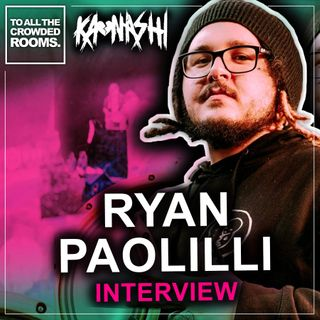 Interview With Ryan Paolilli of Kaonashi