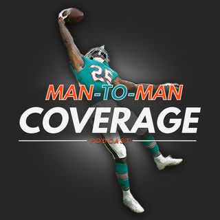 Man-to-Man Coverage: Episode 1 - Najee Harris or Travis Etienne?