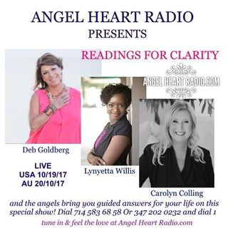 Readings & Guidance - Call In With Your Question And Get Clarity With The Angels