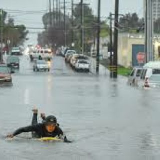 Rain Again? Los Angeles Is Getting It's Rain On As Climate Continue To Change. Episode 113 - Dark Skies News And information