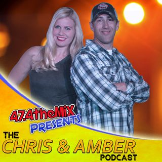 The Chris & Amber Podcast Promo - Blond Moment 10-8-15