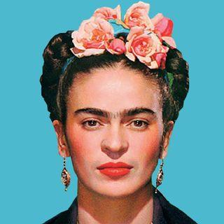 Un Quarto D'arte #5 - Frida Kahlo - 04/12/2020