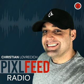 How To Start A Coffee Brand - Pixlfeed Radio #022 - Phil Kyprianou
