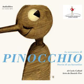 Le avventure di Pinocchio - Maestro Ciliegia - Daniele Fior, Francesco Catalucci