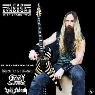 Zakk Wylde (Black Label Society, Ozzy Osbourne)