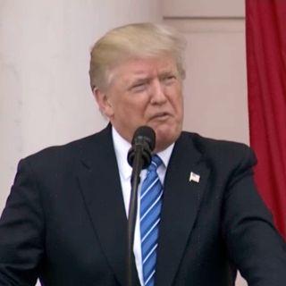 America's Heroes Saluted At Arlington
