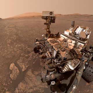 UFO Buster Radio News – 294: Oxygen on Mars and TESS on Planet 9