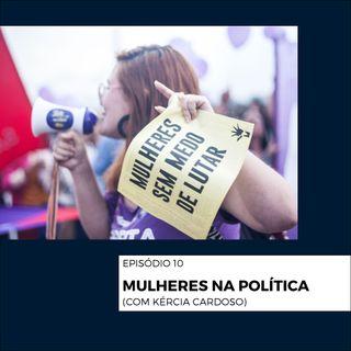 10 - Mulheres na política