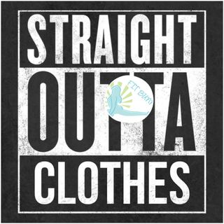 Straight Outta Clothes #1 Clothes Free Fitness interview with Jools The Fit Bunny