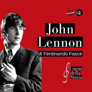 John Lennon, ep. 1 - con Ferdinando Fasce