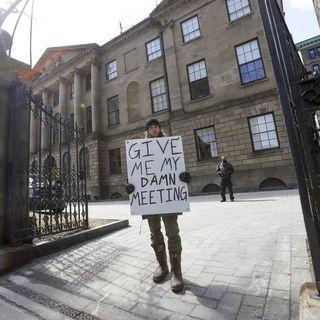 Jacob Fillmore's Hunger Strike Day 19