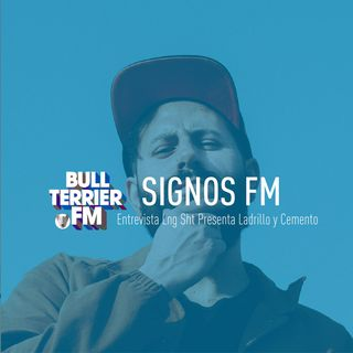 SignosFM Entrevista Lng Sht presenta Ladrillo y Cemento