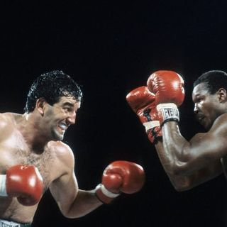 Ringside Boxing Show: Gerry Cooney talks street fights with bullies, rooftop snipers in Vegas, and more