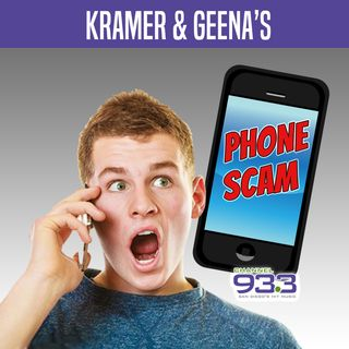 Phone Scam with Kramer & Geena