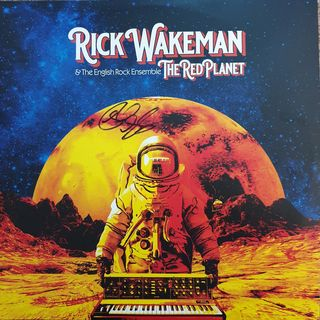 Le Pagelle del Fabiet - Rick Wakeman The Red Planet