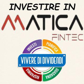 Investire in MATICA FINTEC