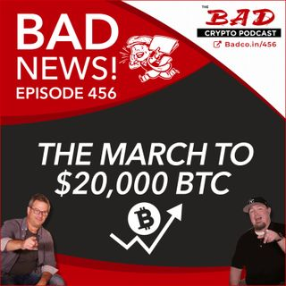 The March to $20,000 BTC - Bad News For Thursday, Oct 29th