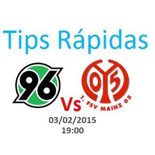 Alemanha - Hannover vs Mainz