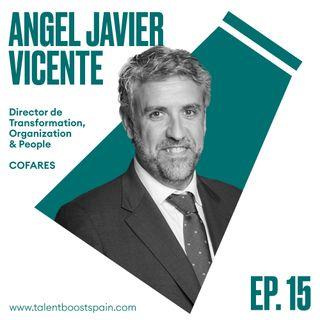 Episodio 15: Gestión de equipos durante la COVID-19. La importancia de apostar por RRHH con Ángel J. Vicente