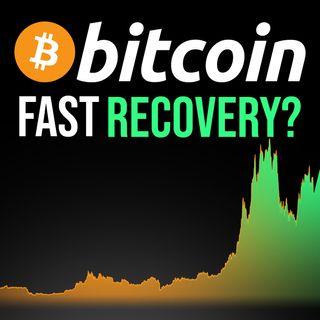 317. How Bitcoin Can Recover Quickly | BTC Flash Crash