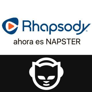 """La """"resurrección"""" de Napster"""