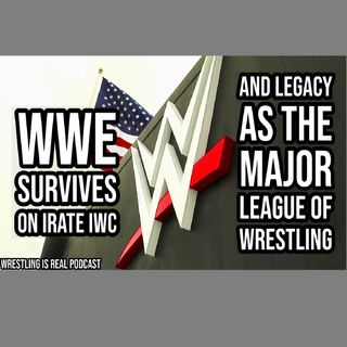 WWE Survives on Irate IWC and Legacy as The Major League of Wrestling KOP102920-570