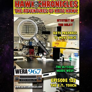 "Episode 122 Hawk Chronicles ""The E.T. Touch"""