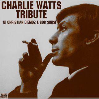 Charlie Watts tribute