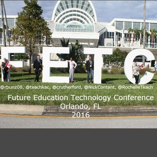 Benefits of Grad Students Attending EdTech Conferences