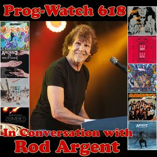 Episode 618 - In Conversation with Rod Argent