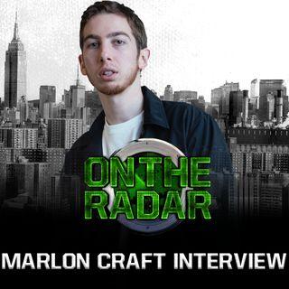 Marlon Craft Talks Coming From The Underground Rap Scene, Dream Collabs + New Album