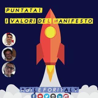 1. I Valori Del Manifesto Agile